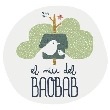 Logo El Niu del Baoba
