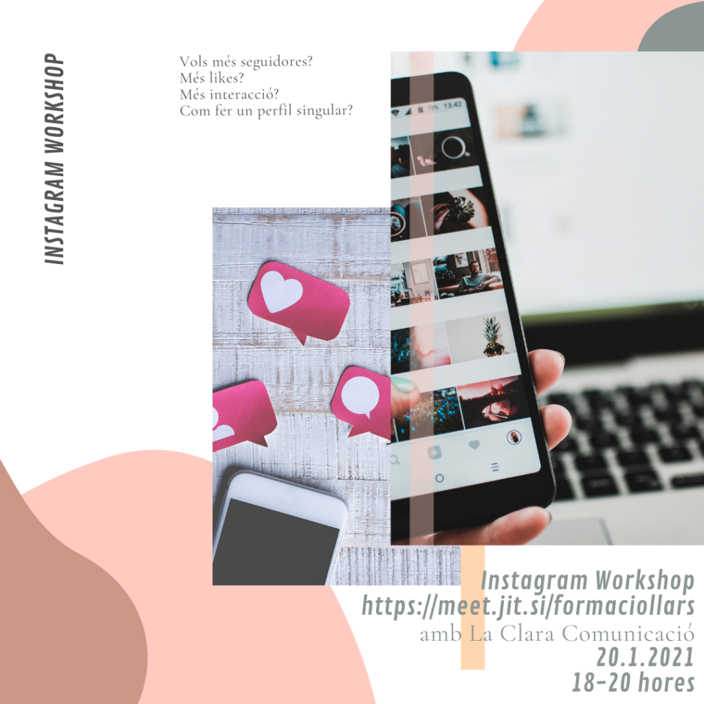 Workshop en Instagram