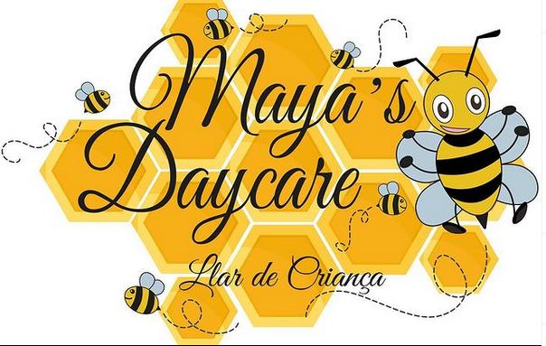 Logo Maya's Daycare