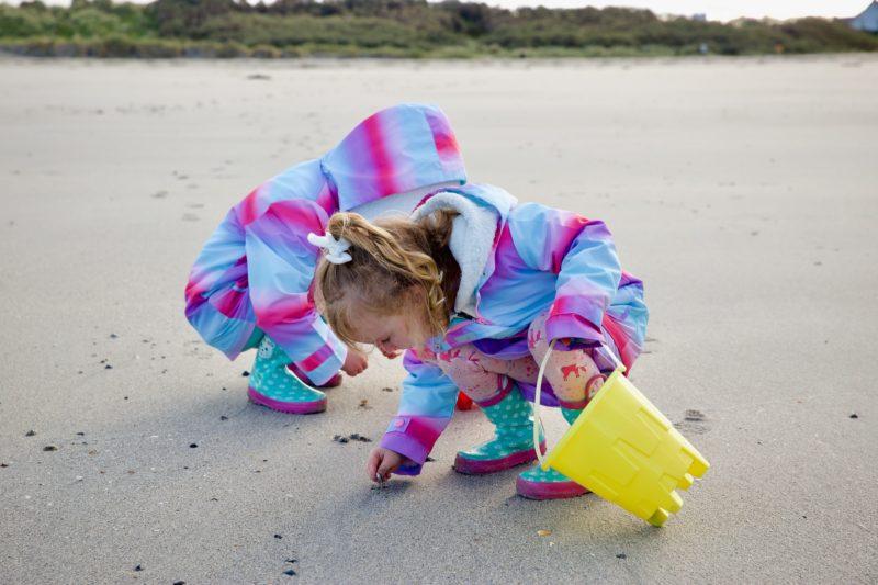 Recollint petxines per crear mini mon marí